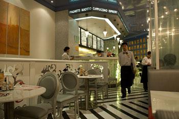 Gino Café, Shanghai