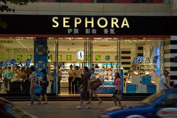 Sephora, Shanghai