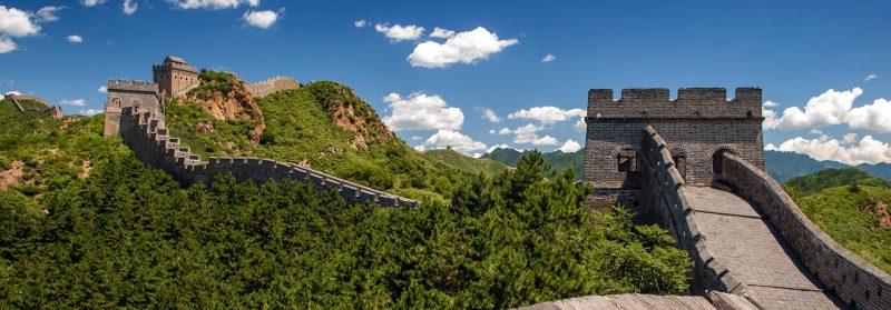 Kinesiska Muren - The Great Wall of China