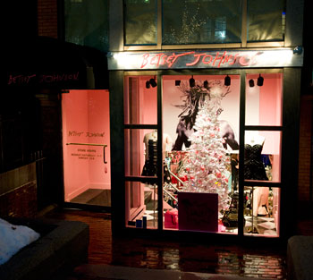 Betsey Johnson, Newbury Street