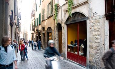 Gata, Citta Alta, Bergamo