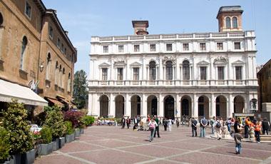 Piazza Vecchia, Citta Alta, Bergamo