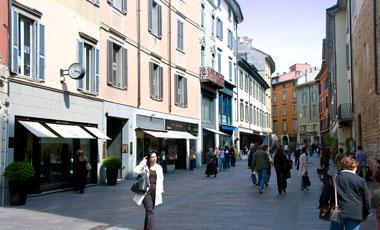 Citta bassa, Bergamo
