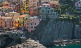 Cinque Terre och Parma