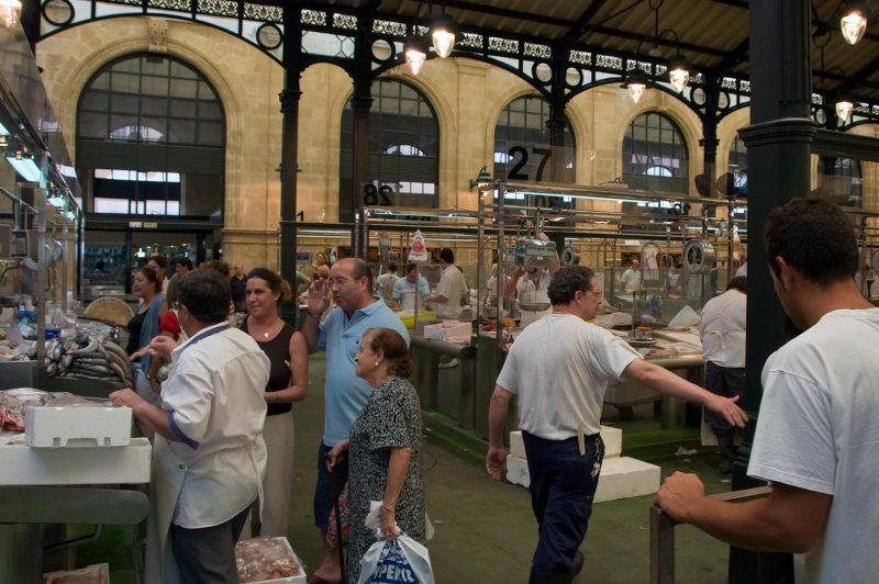 Mercado Central de Abastos i Jerez