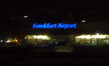 Frankfurt flygplats