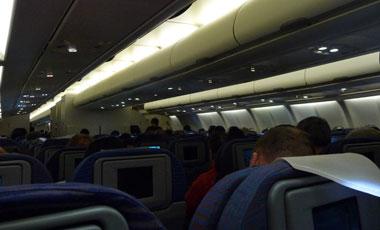 Qantas flygplan