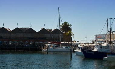 Fremantle hamn