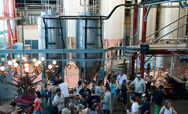 Little Creatures Brewery, Fremantle