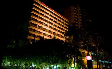 Crown Plaza Hotel, Perth