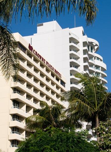 Crowne Plaza Hotel, Perth