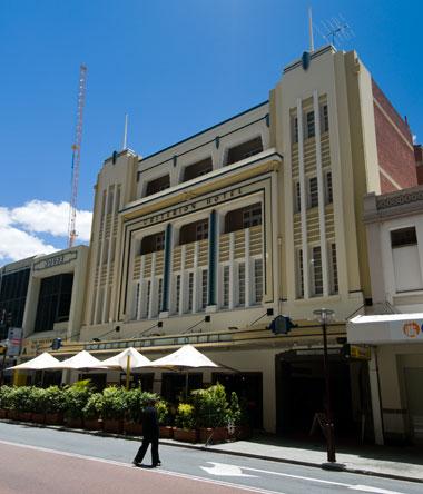 Criterion Hotel, Perth