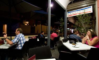 Sandrino, Fremantle, Perth