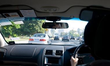 Taxi till Perths flygplats