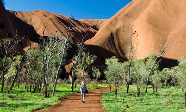 Uluru National Park, Ayers Rock
