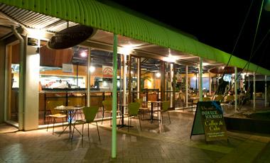 Geckos cafe, Ayers Rock