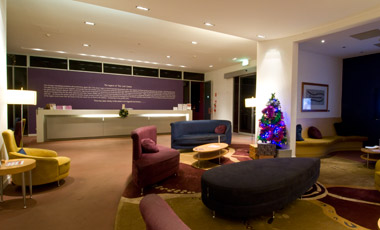 Lobby, Lost Camel Hotel, Ayers Rock