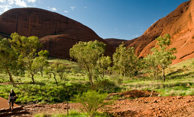 Valley of the winds, The Olgas