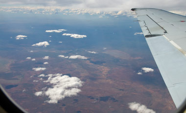 Flygresa från Ayers Rock