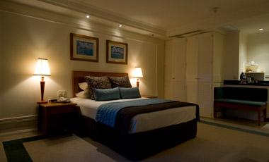 Dubbelrum, The Sebel Cairns Hotel, Cairns