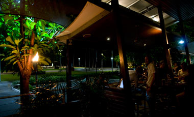 The Pier Bar & Grill, Cairns