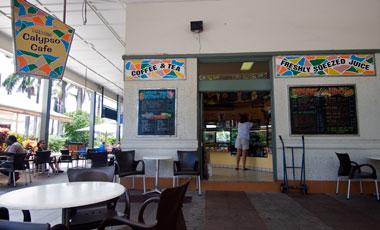 Calypso Café, Cairns
