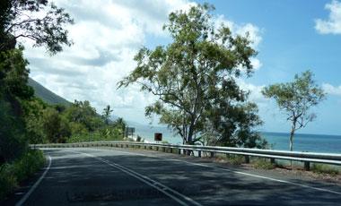 Bilresa från Cairns till Port Douglas