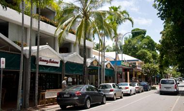 Macrossan Street, Port Douglas