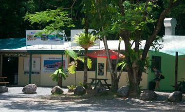 Ocean Safari Tour kontor