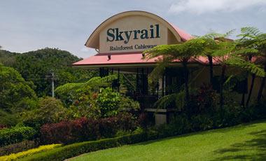 Skyrail rainforest cableway, Kuranda