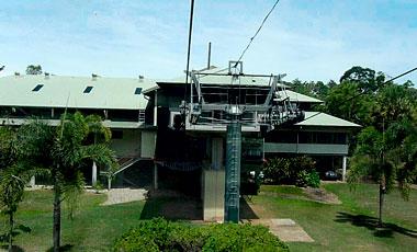 Skyrail rainforest cableway, Mot Cairns