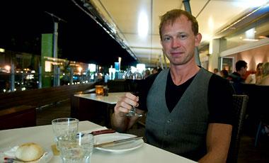 Lasse på Waterbar & Grill, Cairns