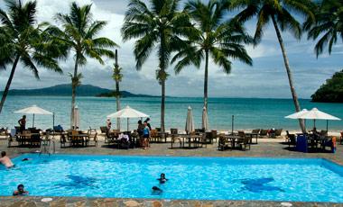 Pool, Dunk Island Resort