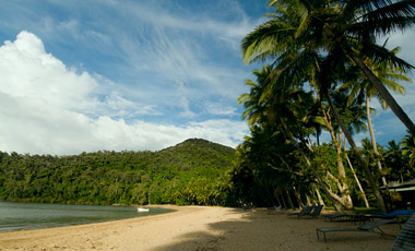 Strand, Dunk Island Resort