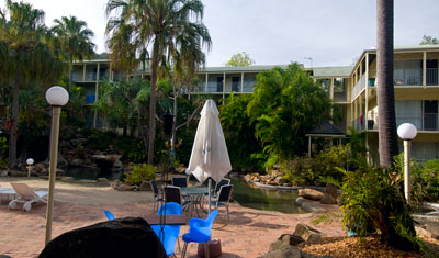 Club Crocodile, Airlie beach