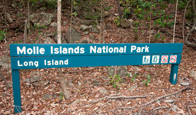 Molle Islands National Park, Long Island
