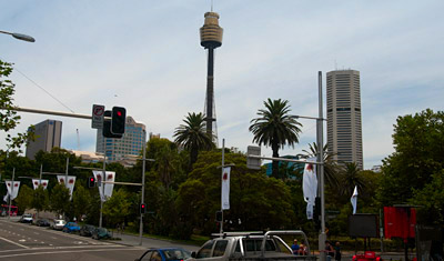Vy, Sydney