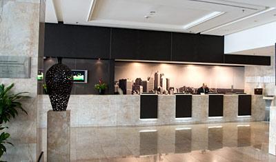 Reception, Bayview boulevard hotel