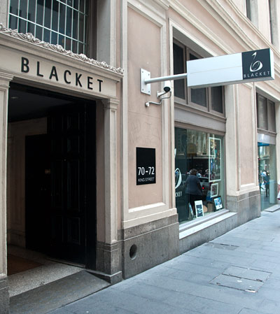 The Blacket Boutique hotel