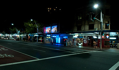 Oxfort Street