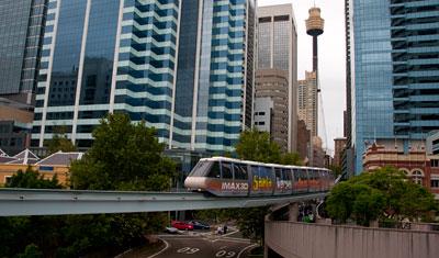 Monorail, Sydney