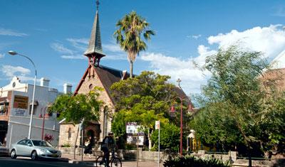 Kyrka i Kirrabilli