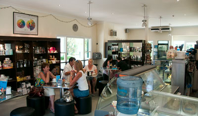 Bliss Coffee, Hunter Valley Garden Village