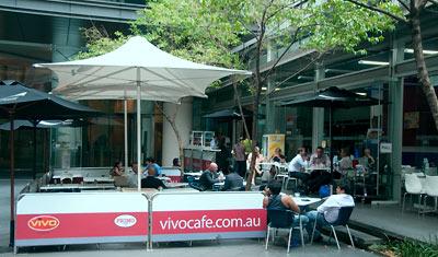 Vivocafe, Sydney