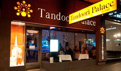 Tandoori Palace, Oxford Street, Sydney