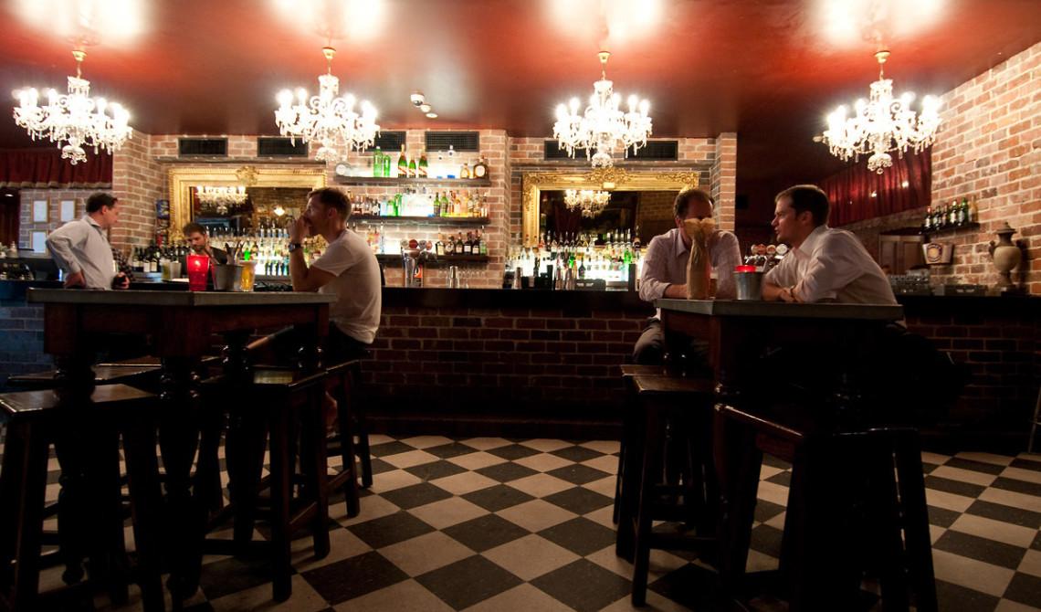 Fringebar, Oxford Street, Sydney