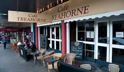 Café Treahorne, Katoomba
