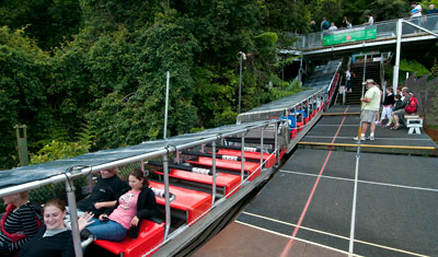 Scenic Railway, Blue mountains