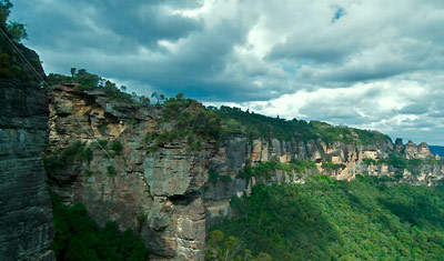 Scenic Cableway, Blue mountains