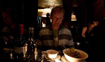 Lasse på Opium Den, Thai restaurant, Pots Point